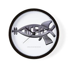 Sci Fi Wall Clock