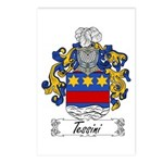 Tessini Coat of Arms Postcards (Package of 8)