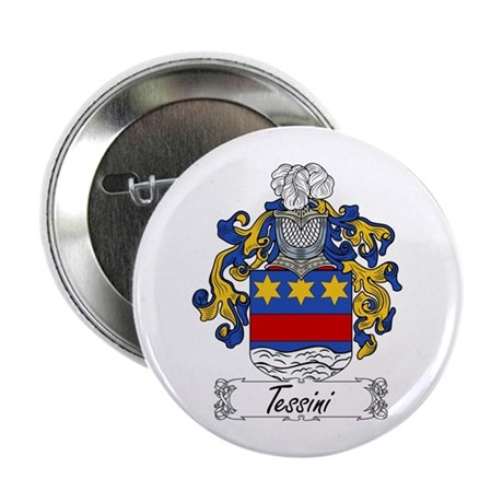 """Tessini Coat of Arms 2.25"""" Button (10 pack)"""