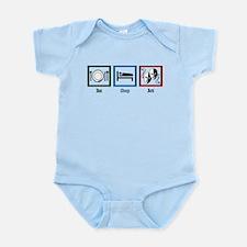 Eat Sleep Act Infant Bodysuit