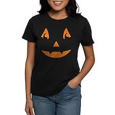 Halloween Pumpkin Face Tee
