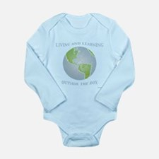 Out of the Box Long Sleeve Infant Bodysuit