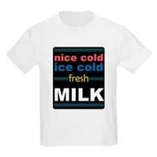 Nice Cold Ice Cold Milk T-Shirt