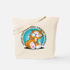 PCOS Cat Tote Bag