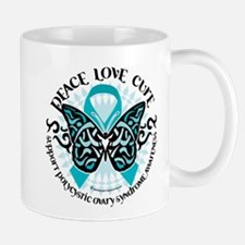 PCOS Tribal Butterfly Mug