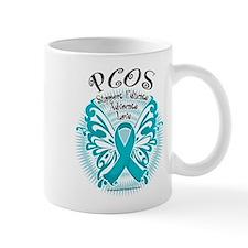 PCOS Butterfly 3 Mug