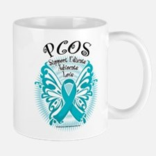 PCOS Butterfly 3 Mug