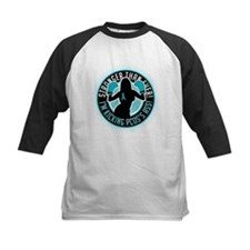 PCOS Boxing Girl Tee