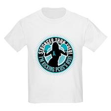 PCOS Boxing Girl T-Shirt
