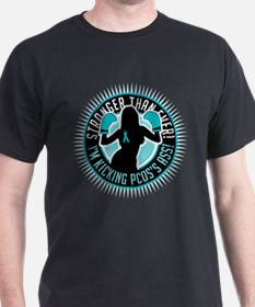 PCOS Boxing Girl T-Shirt