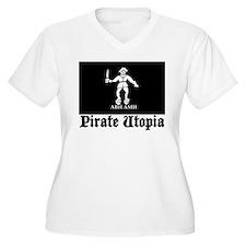 Pirate Utopia - Bartholomew R T-Shirt