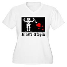 Pirate Utopia - Blackbeard (w T-Shirt