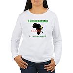GREEN Women's Long Sleeve T-Shirt