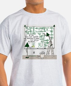 Answer The Question T-Shirt