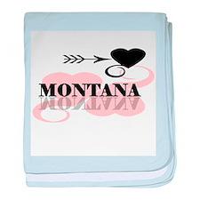 Montana Infant Blanket