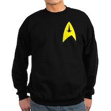 Pocket Command Insignia Sweatshirt