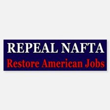 Repeal NAFTA