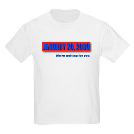 January 20th Kids T-Shirt