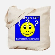 What is DF Smiley? Tote Bag