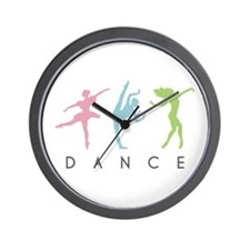 DANCE Wall Clock