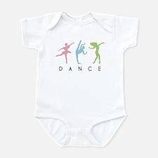 """DANCE"" Infant Bodysuit"