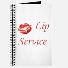 Lip Service Journal