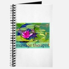 Massage Therapist / Waterlily Journal