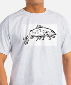 speckled trout fish T-Shirt