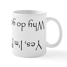 Funny Polish design Mug