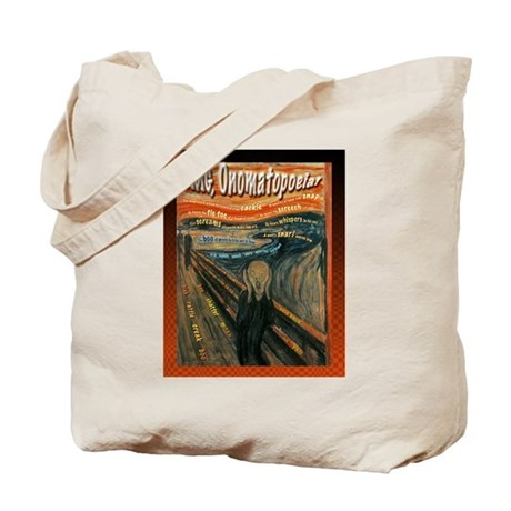 OMG, Onomatopoeia! Tote Bag