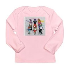 B-Buggz Stance Long Sleeve Infant T-Shirt