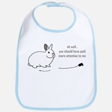 oh well... (bunnies chew cabl Bib