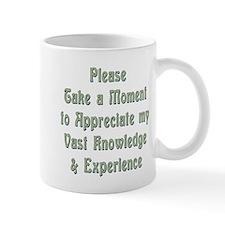 Vast Knowledge Mug