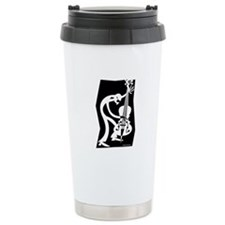 UprightBass Travel Mug