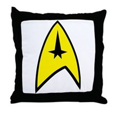 Full Command Insignia Throw Pillow