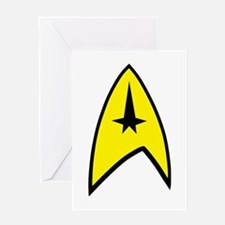 Full Command Insignia Greeting Card