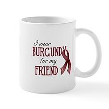 Wear Burgundy - Friend Mug