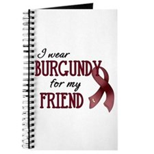 Wear Burgundy - Friend Journal