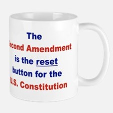 THE SECOND AMENDMENT IS THE RESET BUTTON FOR THE..