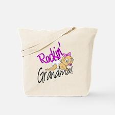 One Rockin' Grandma! Tote Bag