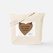 homecookin' BW Tote Bag