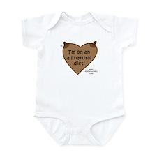 NaturalDiet DC Infant Bodysuit
