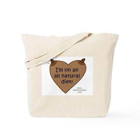 NaturalDiet DC Tote Bag