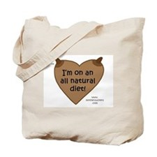 NaturalDiet DC Tote Bag