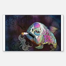 badfish Decal