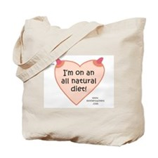 NaturalDiet LC Tote Bag
