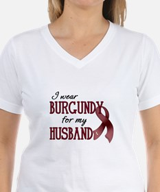 Wear Burgundy - Husband Shirt