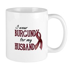 Wear Burgundy - Husband Mug