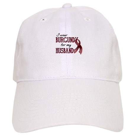 Wear Burgundy - Husband Cap