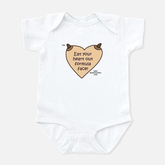 EatYourHeartOut MC Infant Bodysuit